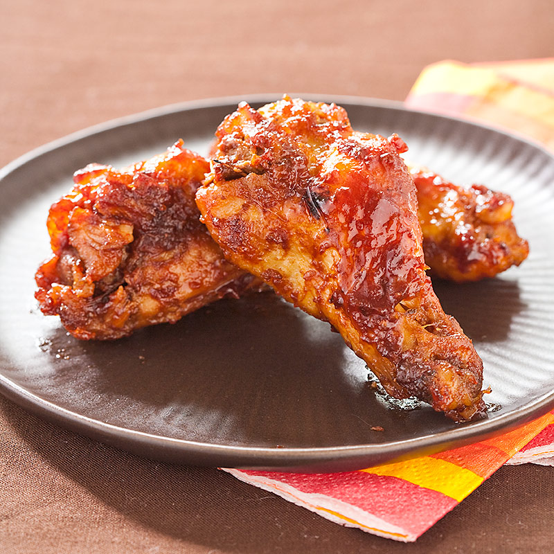 Slow-Cooker Sticky Wings | Cook's Country