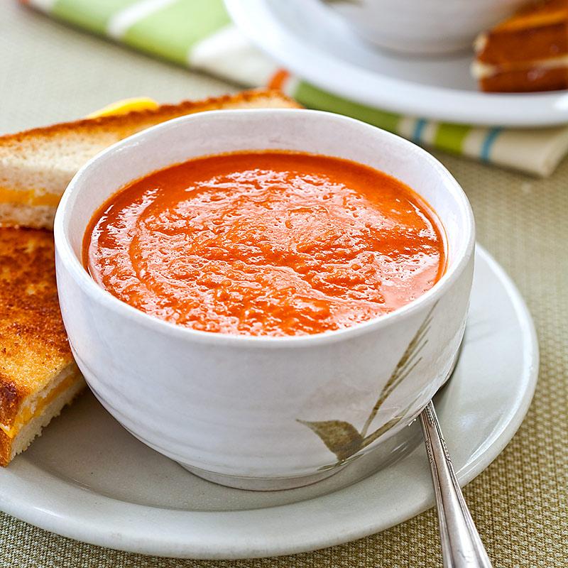 America S Test Kitchen Creamy Tomato Soup Recipe