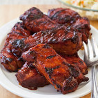 Barbecued Country-Style Ribs