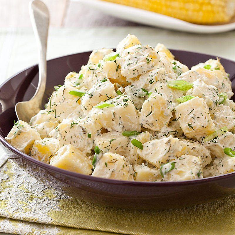 Dill Potato Salad Cook S Country