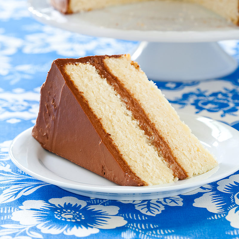 Cooks Illustrated Yellow Layer Cake