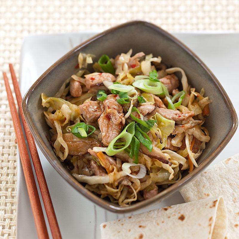 America S Test Kitchen Moo Shu Pork