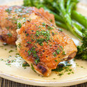 Spicy Chicken and Broccolini