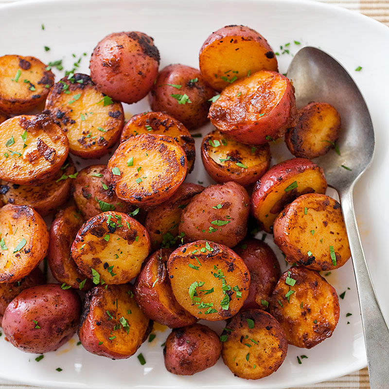 Paprika Potatoes Cook S Country