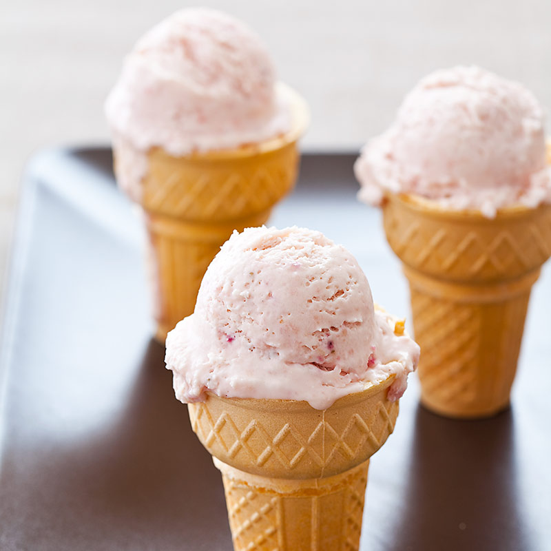 America S Test Kitchen Magic Strawberry Ice Cream