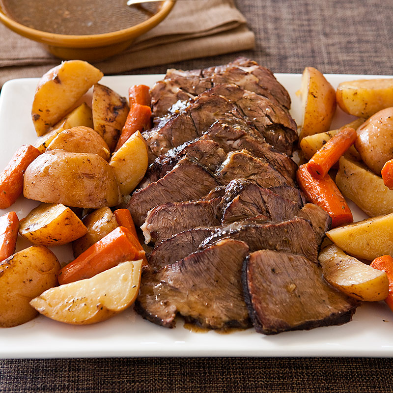 America Test Kitchen Pot Roast