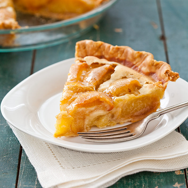 America S Test Kitchen Peach Pie