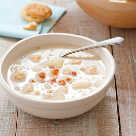 Clam Chowder Recipe From America S Test Kitchen