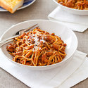 Spaghetti Bolognese for Two