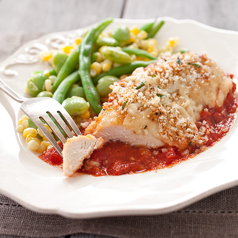 Skillet Chicken Parmesan | Cook's Country