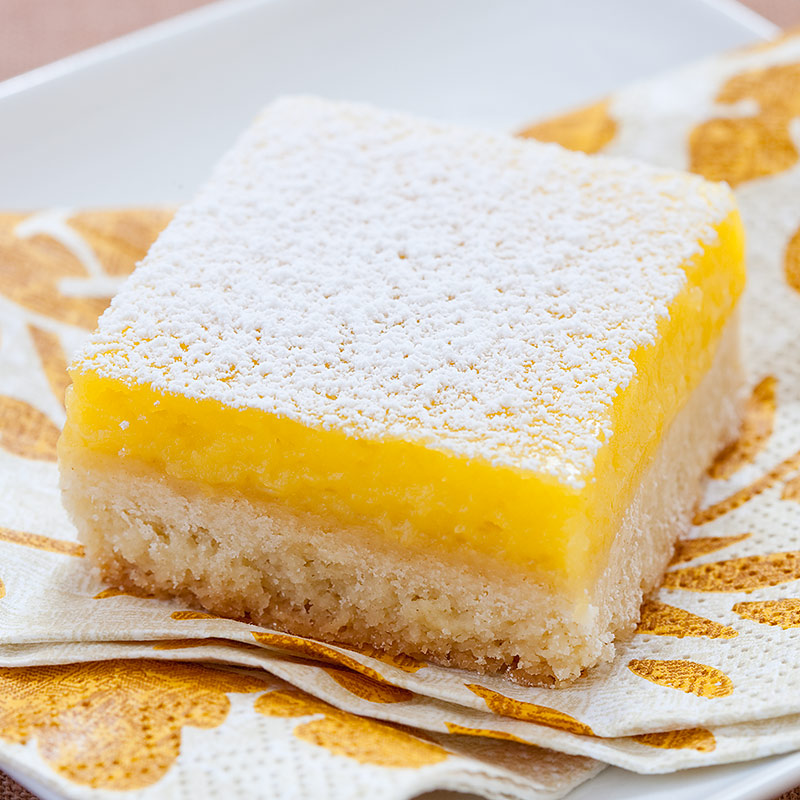 America S Test Kitchen Lemon Bars