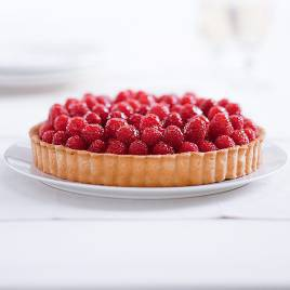 Classic Fresh Fruit Tart With Pastry Cream America S Test Kitchen