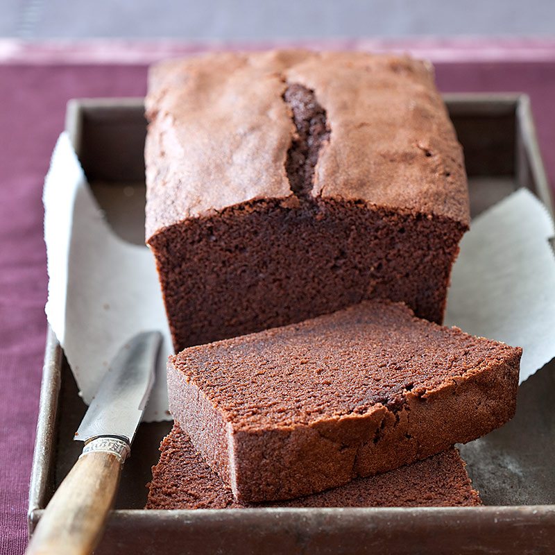 Chocolate Pound Cake | Cook's Country