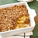 Reduced-Fat Apple Crisp