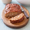 Ham-and-Cheese-Stuffed Meatloaf
