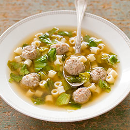 Italian Wedding Soup Recipe America Test Kitchen