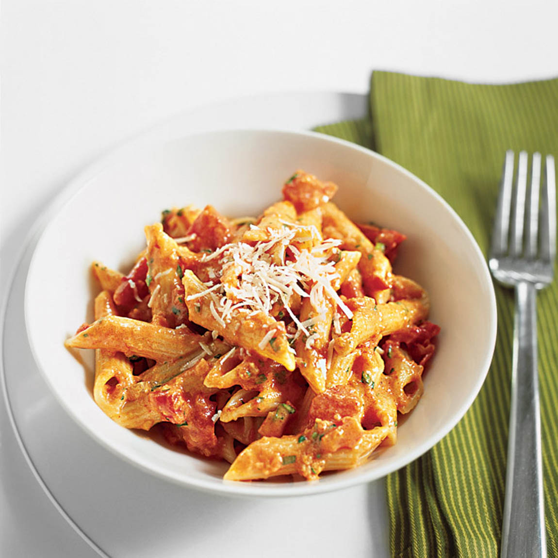 Penne alla Vodka Recipe - America's Test Kitchen