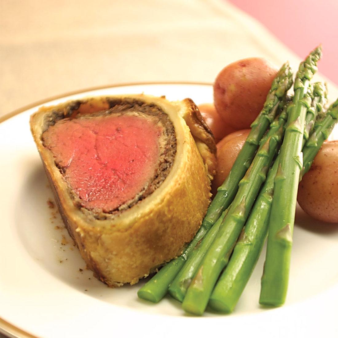 Beef Wellington Recipe America S Test Kitchen