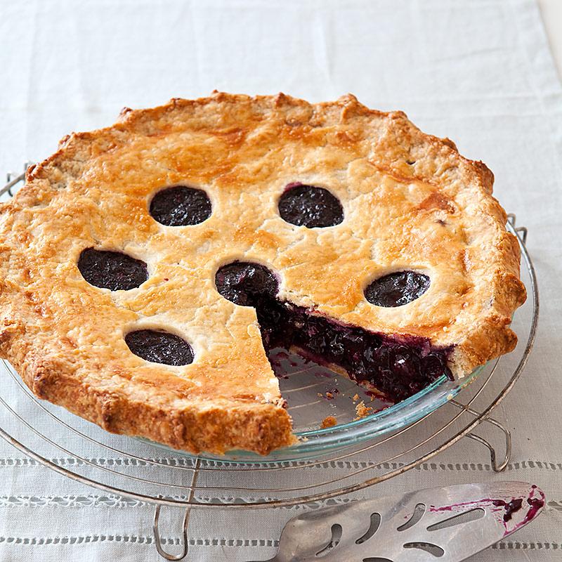 Youtube America S Test Kitchen Blueberry Pie