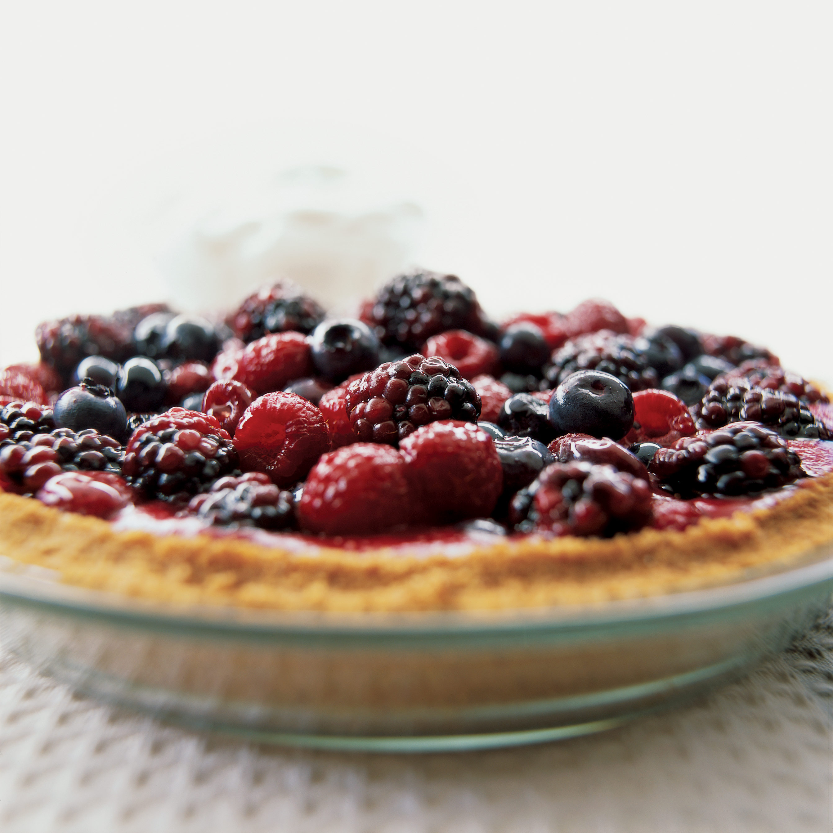 America S Test Kitchen Summer Berry Pie