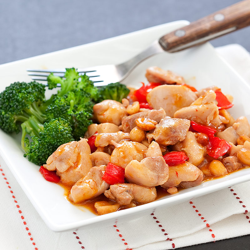 Kung Pao Chicken America S Test Kitchen