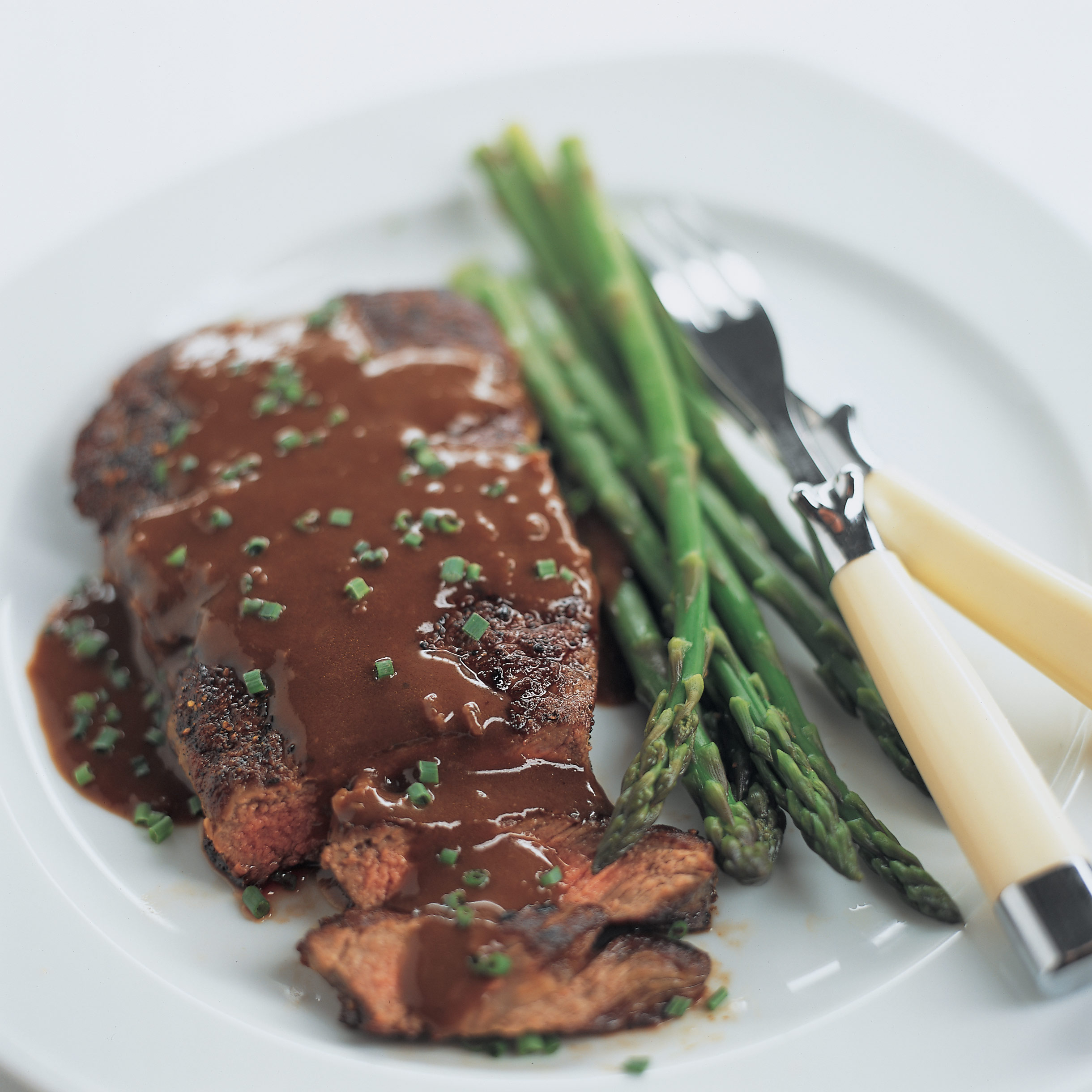 Steak Diane Recipe - America's Test Kitchen