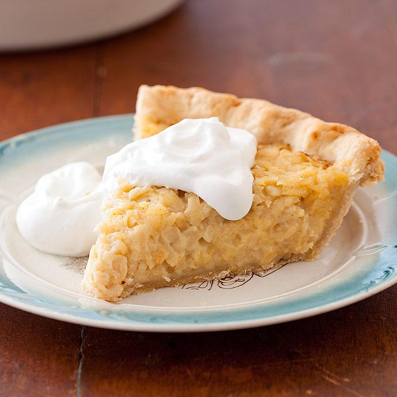 Marlborough Apple Pie