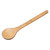 SCI Bamboo Wood Cooking Spoon