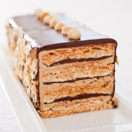 America S Test Kitchen Chocolate Caramel Layer Cake