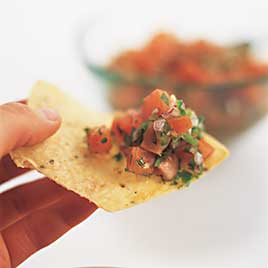America S Test Kitchen Tomato Salsa