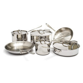 America S Test Kitchen Ideal Cookware Set