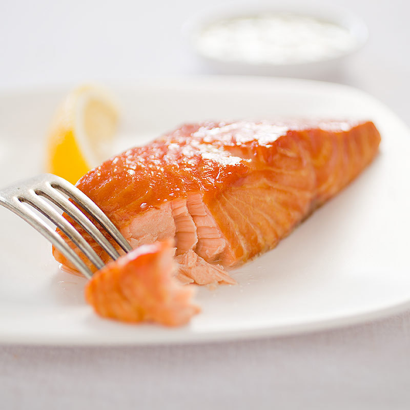 Grill Smoked Salmon America Test Kitchen