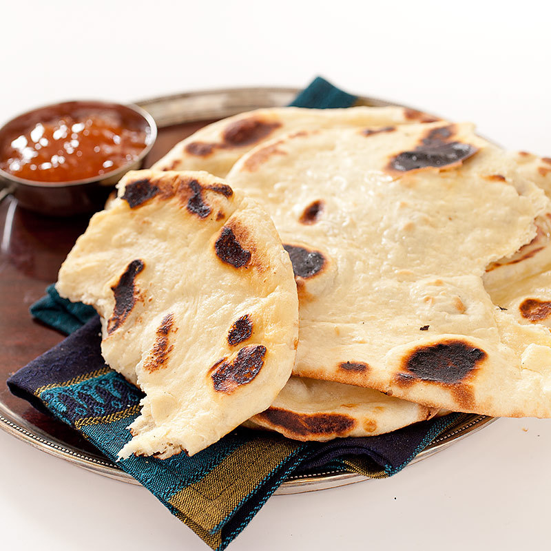 Indian Flatbread (Naan)