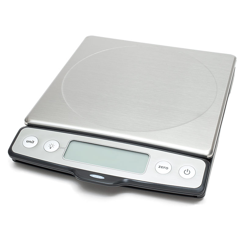 Large Capacity Food Scale Review Cook S Illustrated