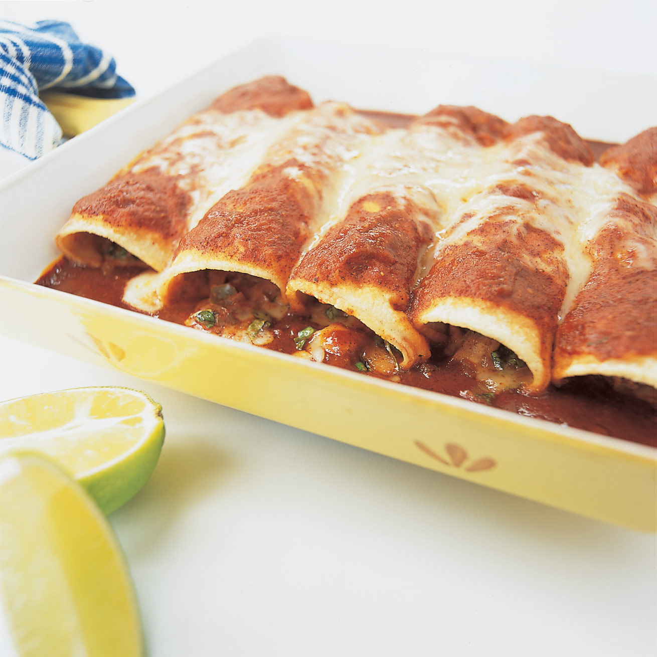 America S Test Kitchen Chicken Enchiladas