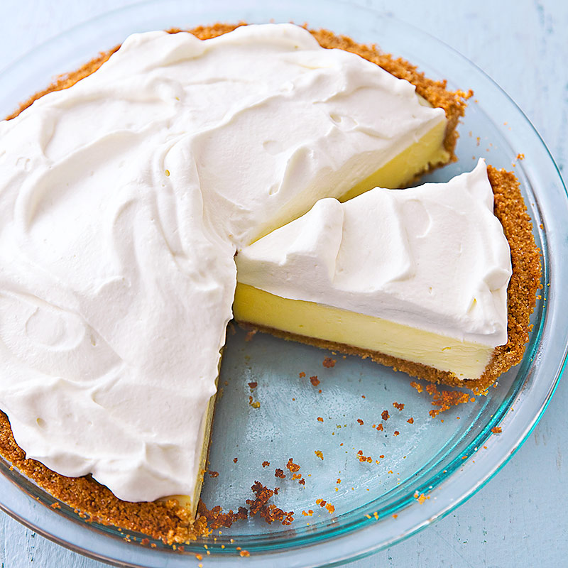 Lemon Icebox Pie | Cook's Country