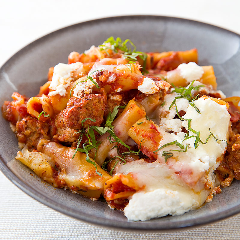 America S Test Kitchen Baked Ziti Slow Cooker