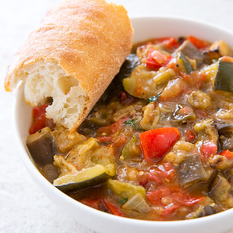 Slow Cooker Ratatouille America S Test Kitchen