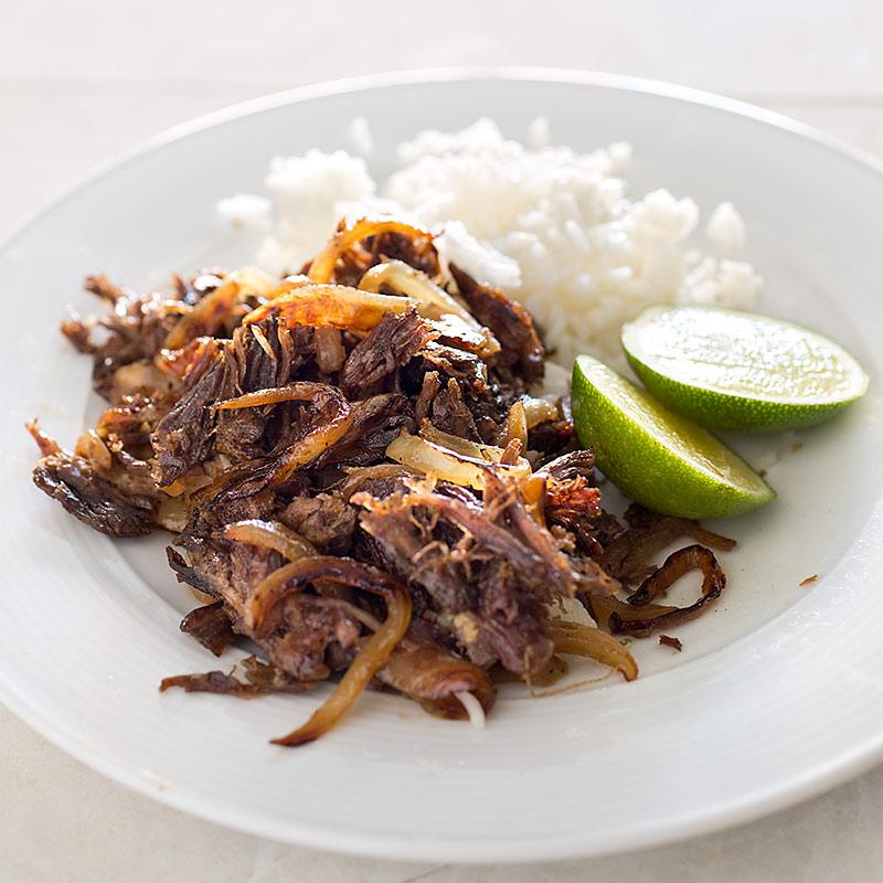 Cuban Food Recipes Shredded Beef