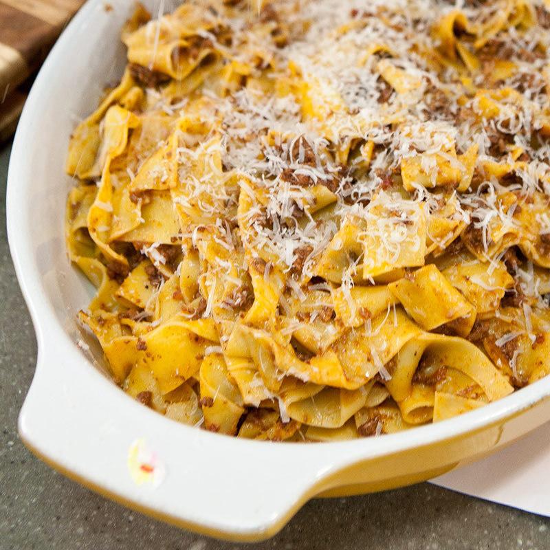 fresh pasta without machine
