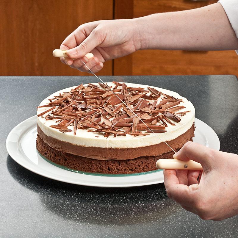 Triple Chocolate Mousse Cake Recipe America S Test Kitchen