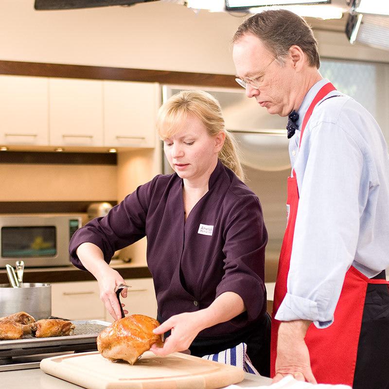 America S Test Kitchen Great Roast Chicken