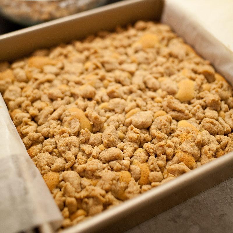 New York Style Crumb Cake America S Test Kitchen