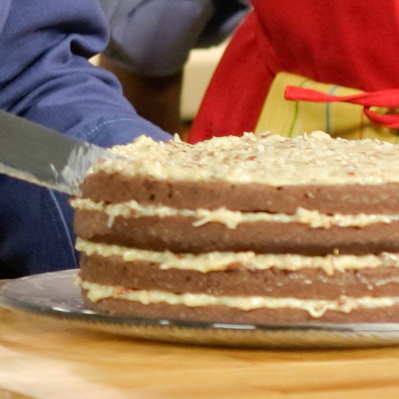 Video german chocolate cake america 39 s test kitchen for America test kitchen gift ideas