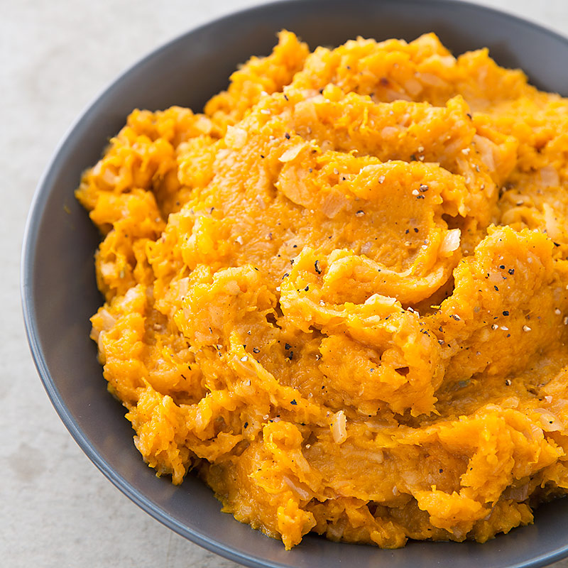 How To Cook Mashed Butternut Squash In Microwave