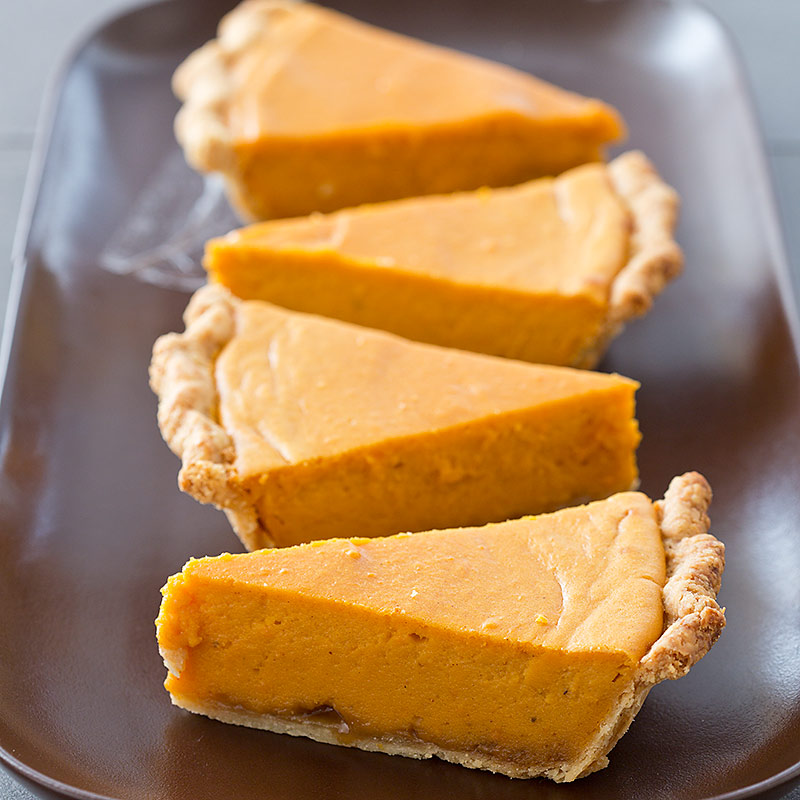 Sweet Potato Pie | Cook's Country