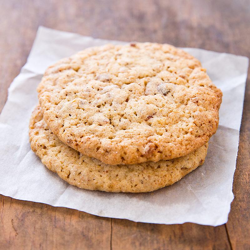 Bacon, Cereal, And Orange Juice Breakfast Cookies Recipe ...