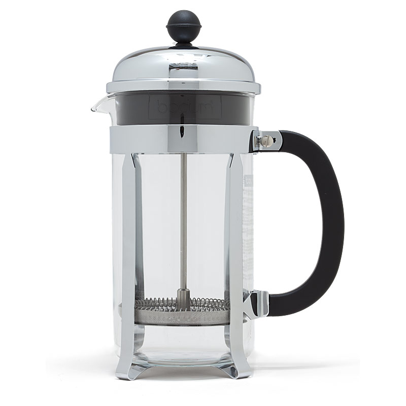 french press coffee makers review cook 39 s illustrated. Black Bedroom Furniture Sets. Home Design Ideas