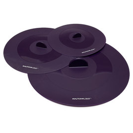 Rachael Ray Top This! Silicone Lid Set