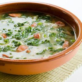 Caldo Verde Recipe America S Test Kitchen